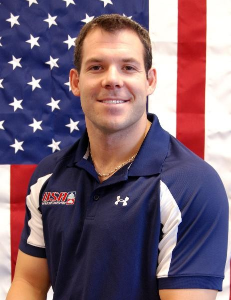 U.S. Olympian Johnny Quinn Smashes His Way Out Of Bathroom