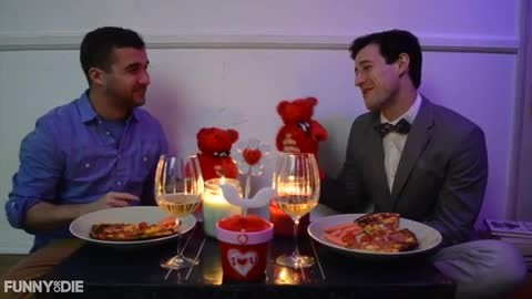 Curt Mega Sizzles In This BROmantic Valentine's Day Funny Or Die Parody!