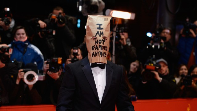 'Not Famous' Shia LaBeouf Finally Out-Weirds Himself At