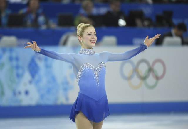 Gracie Gold Gives Team USA A Leg Up With Figure Skating Bronze