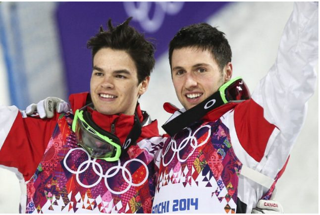 Sochi Olympics: Canadians Rule The Men's Moguls Podium