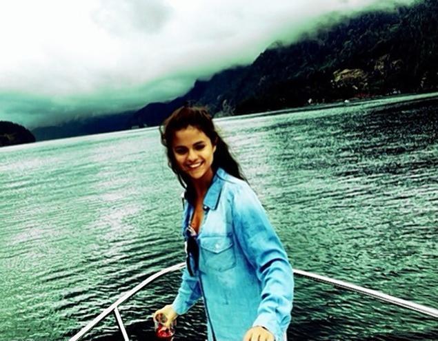 Selena Gomez Talks Rehab:
