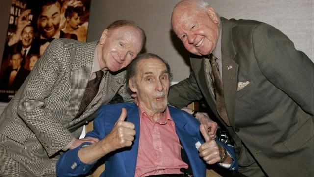 Comedic Legend Sid Caesar Dies At Age 91