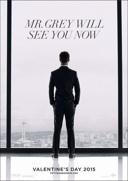 Grey Enterprises Vs. Sterling Corporation: 'Mad Men' Star Not Pleased With '50 Shades' Poster