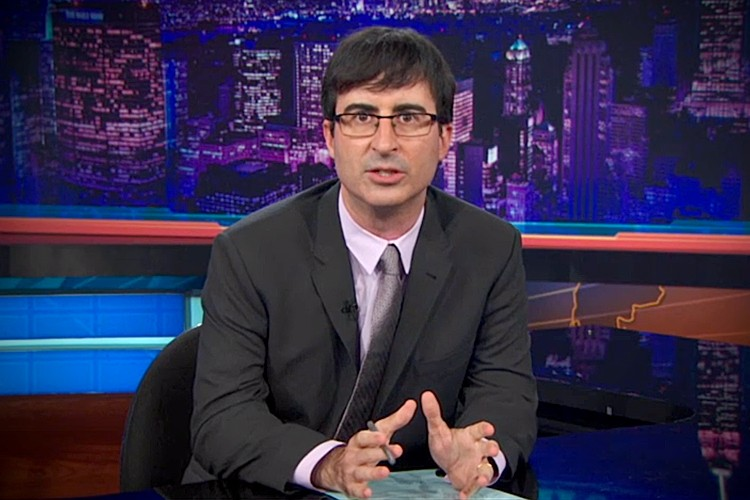 John Oliver Takes It Up A Notch With New Show