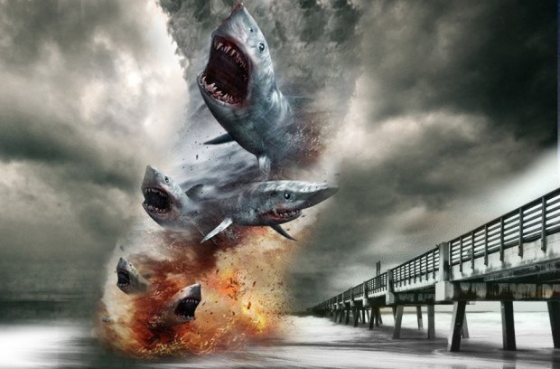 Prepare To Get Swept Away With 'Sharknado 2: The Second One'