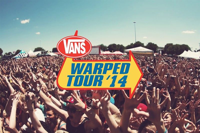 Vans Warped Tour Gets Us Pumped Up With Announcement Of New Band Additions