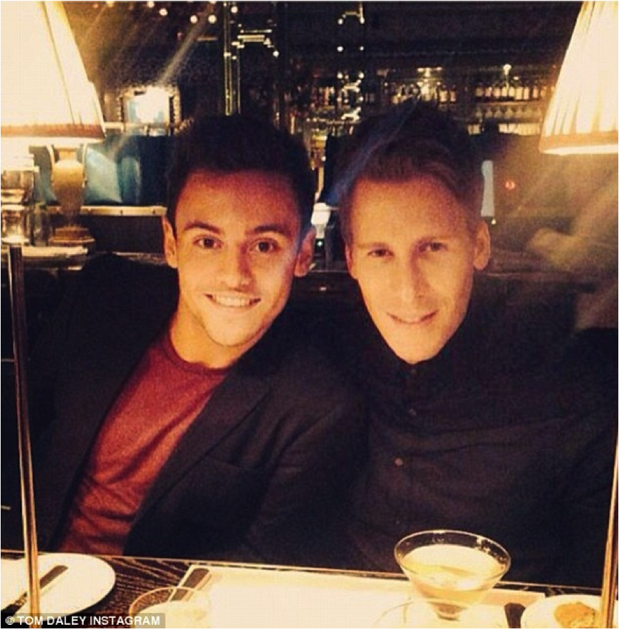 Tom Daley Won't Be Diving Into Russian Waters