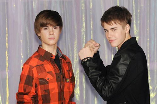 Excessive Groping Leads To The Demise Of Justin Bieber's Wax Figure