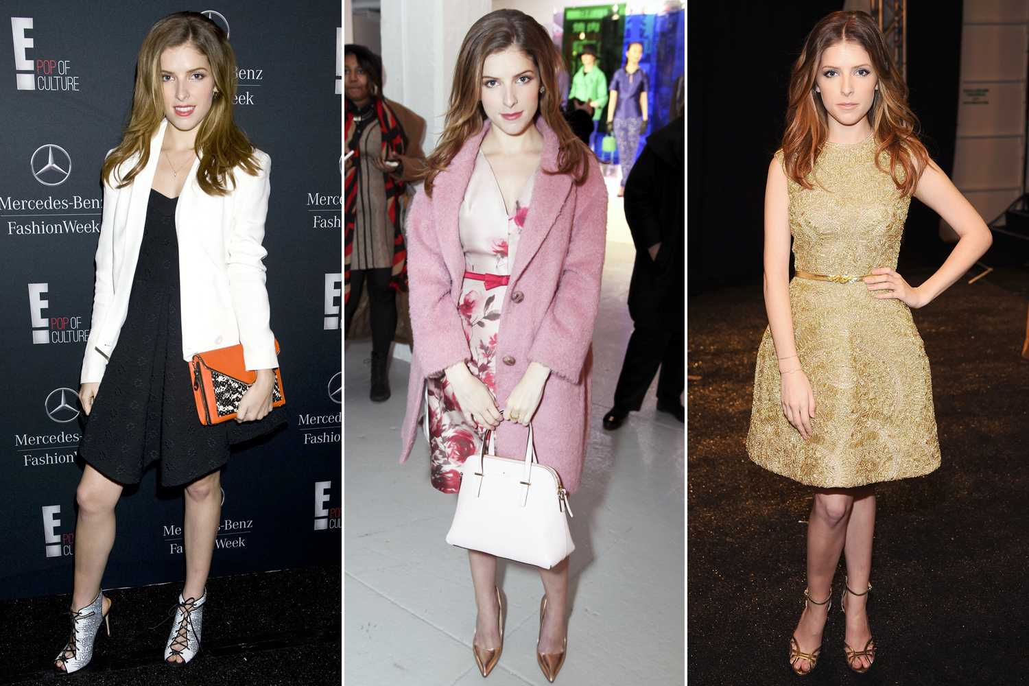 Anna Kendrick Looks Pitch Perfect During New York Fashion Week