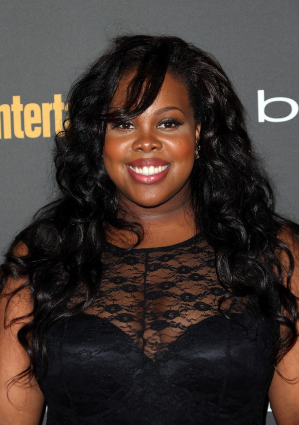 Amber Riley Spreads The Love This Valentine's Day With A Brand New Single