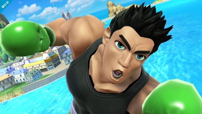 Here Comes a New Challenger: Punch-Out!!'s Little Mac Added to Smash Bros. Roster