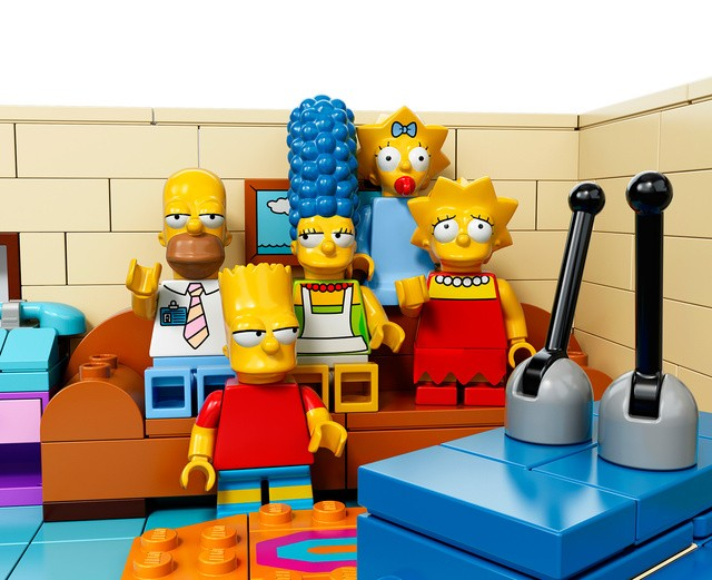 The Simpsons To Get LEGO Episode