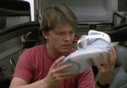 Nike Designer Tinker Hartfield Says Marty McFly's Self-Tying Shoes Of The Future Will Come Out In 2015