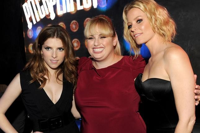 Director Elizabeth Banks Dishes Some Aca-Amazing News About Pitch Perfect 2