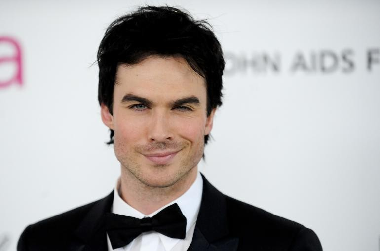 The Canine Diaries? Ian Somerhalder Chosen To Be Celebrity Monarch At Mardi Paws