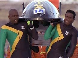 'The Bobsled Song' Encourages Support For Team Jamaica In Sochi