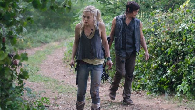 The Walking Dead Finally Answers Some Of Our Questions In This Week's