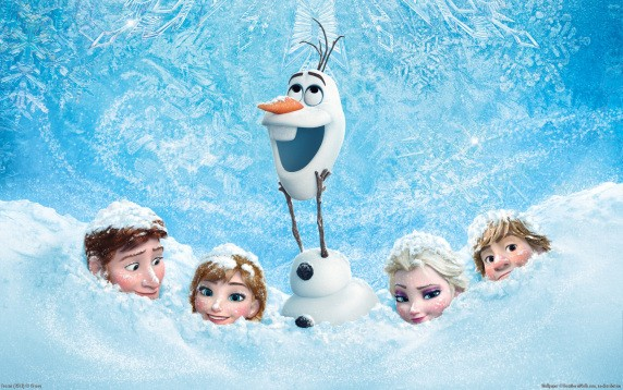 Disney's 'Frozen' Is In The Early Stages Of Broadway Development