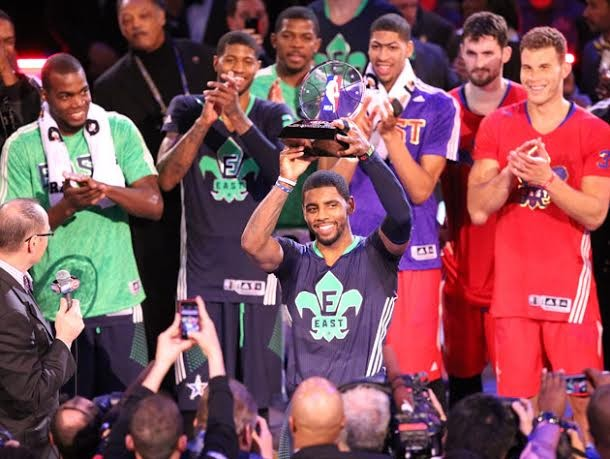 A Detailed Look Inside The 2014 NBA All-Star Game