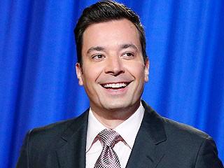 Jimmy Fallon Battles Butterflies Ahead Of Tonight Show Debut