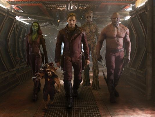Guardians Of The Galaxy Trailer To Debut On Jimmy Kimmel, Three New Film Stills Released