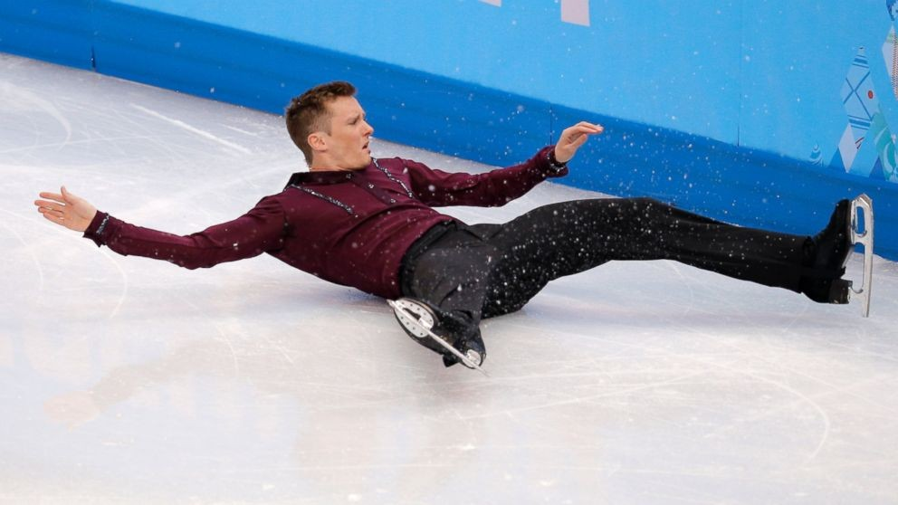 U.S. Men's Figure Skater Jeremy Abbott Sends A Strong Message To Critics