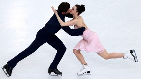 North American Showdown: Team USA Steals The Ice Dancing Gold Medal From Canadian Rivals