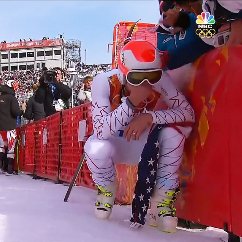 Bode Miller Speaks Out About Emotional Interview