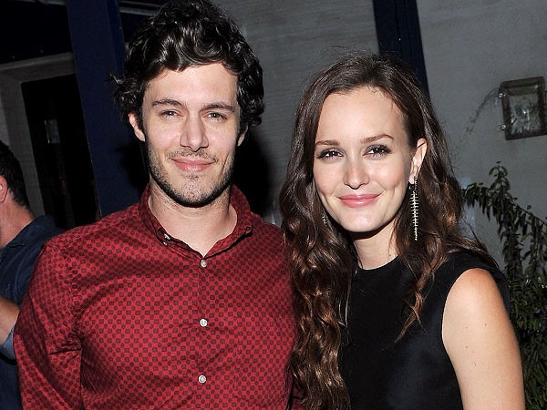 NEWLYWED ALERT: Leighton Meester And Adam Brody Marry In Secret Wedding