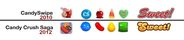 Candy Crush Saga Crushed The Competition--After Stealing The Idea