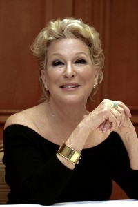 Bette Midler To Sing At The Oscars For The First Time Ever