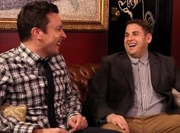 """Jonah Hill Joins Jimmy Fallon for a New """"#Hashtag"""" Conversation Video"""