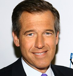 Hidden Talent? News Anchor Brian Williams Covers