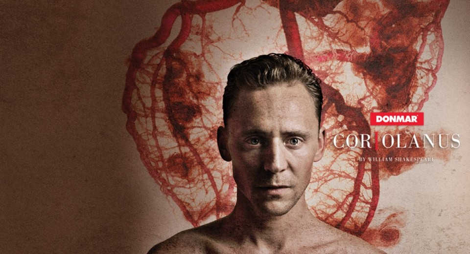Tom Hiddleston Stuns Once Again In New Coriolanus Trailer