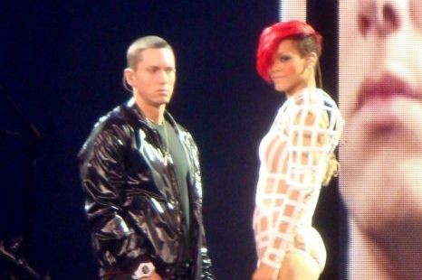 Dynamic Duo Rihanna And Eminem Pair Up For Summer Tour