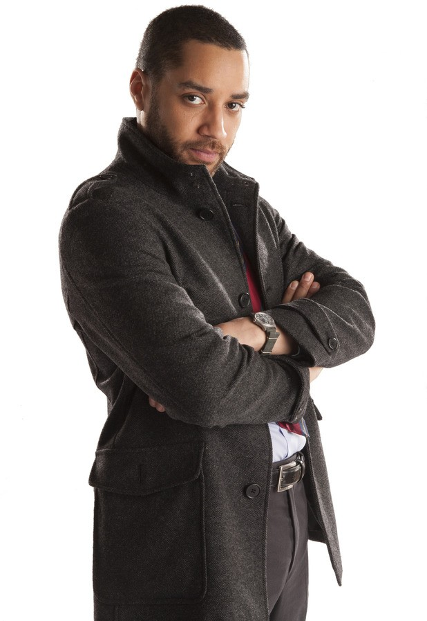 Samuel Anderson Joins Clara And The Doctor Aboard The TARDIS In Season 8