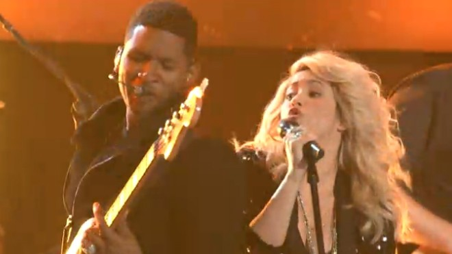 Shakira And Usher Return To 'The Voice'