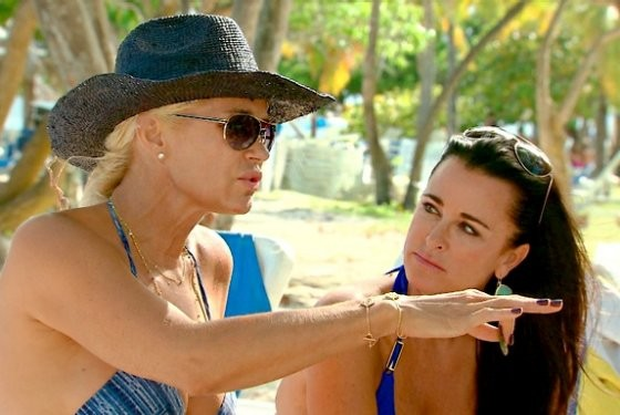 Are There Problems In Puerto Rico For The Real Housewives? Jet Off With The Beverly Hills Ladies And See This Week