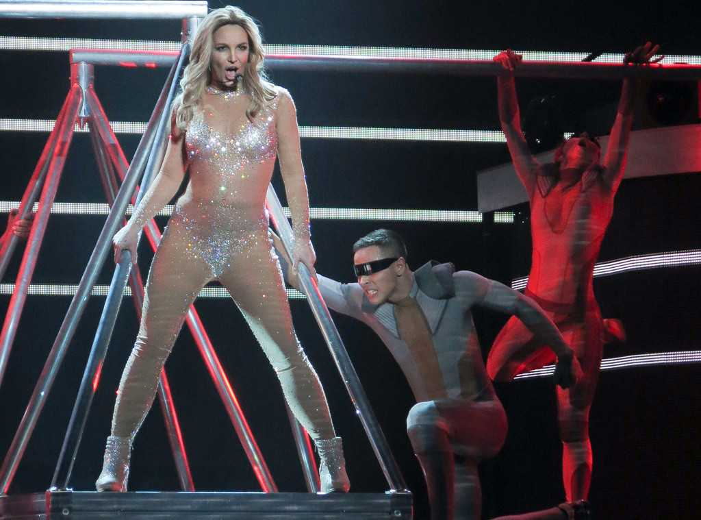 Producer Reveals Unreleased Britney Spears Tracks