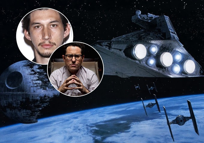 Adam Driver To Play Vader-esque Villain In Star Wars: Episode Seven