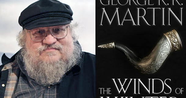 George R.R. Martin Releases Another Excerpt From 'The Winds Of Winter'