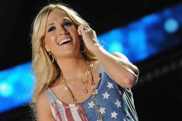Carrie Underwood Comes Out Of The Closet In Support Of Same-Sex Marriage