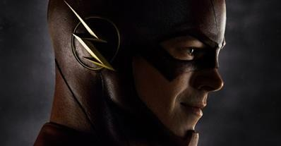 The CW Presents A First Look At Grant Gustin In Costume As The Flash