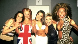 I Tell You What I Want, What I Really, Really Want...A Spice Girls Reunion!