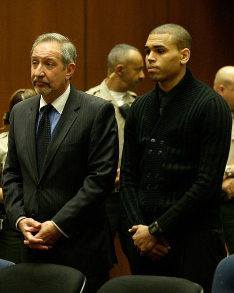 Chris Brown Leaves The Courtroom With An Interesting Diagnosis