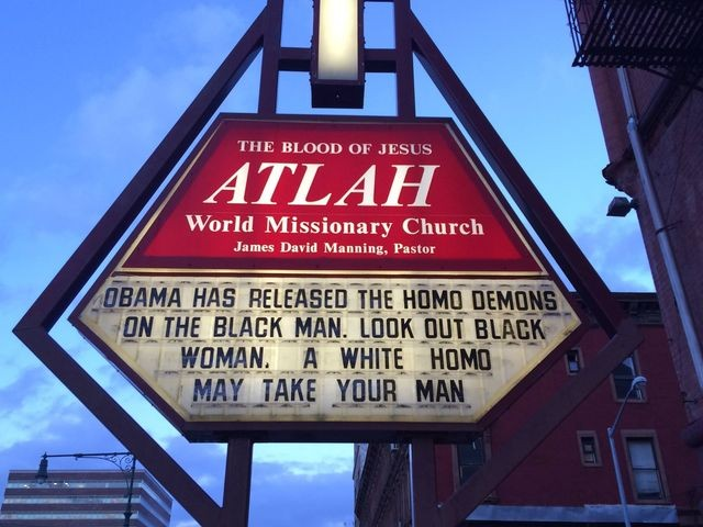 Harlem Church Pastor Has A Message For Black Women Everywhere