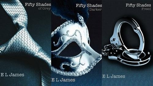 Fifty Shade Of Grey Trilogy Hits Milestone With 100 Million Copies Sold