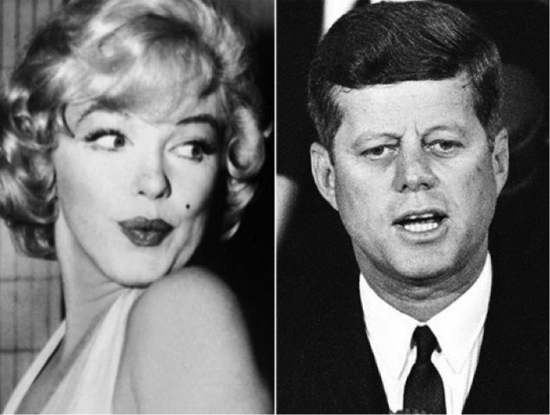 Marilyn Monroe's Alleged Sex Tape With Kennedys Auctioned For $200K
