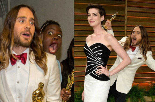 Oscar Night Was Full Of Winners, Losers And Photobombers!